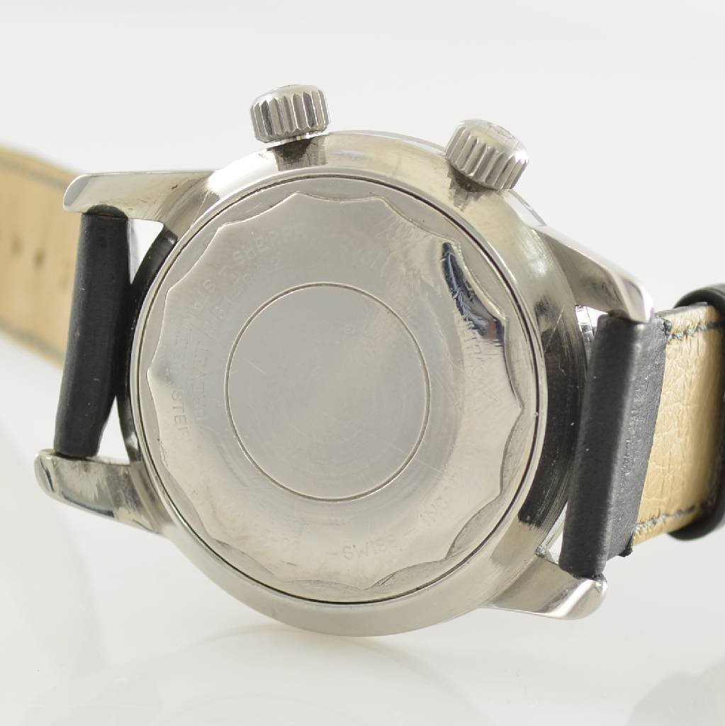 ENICAR Sherpa Super-Dive gents wristwatch - 4