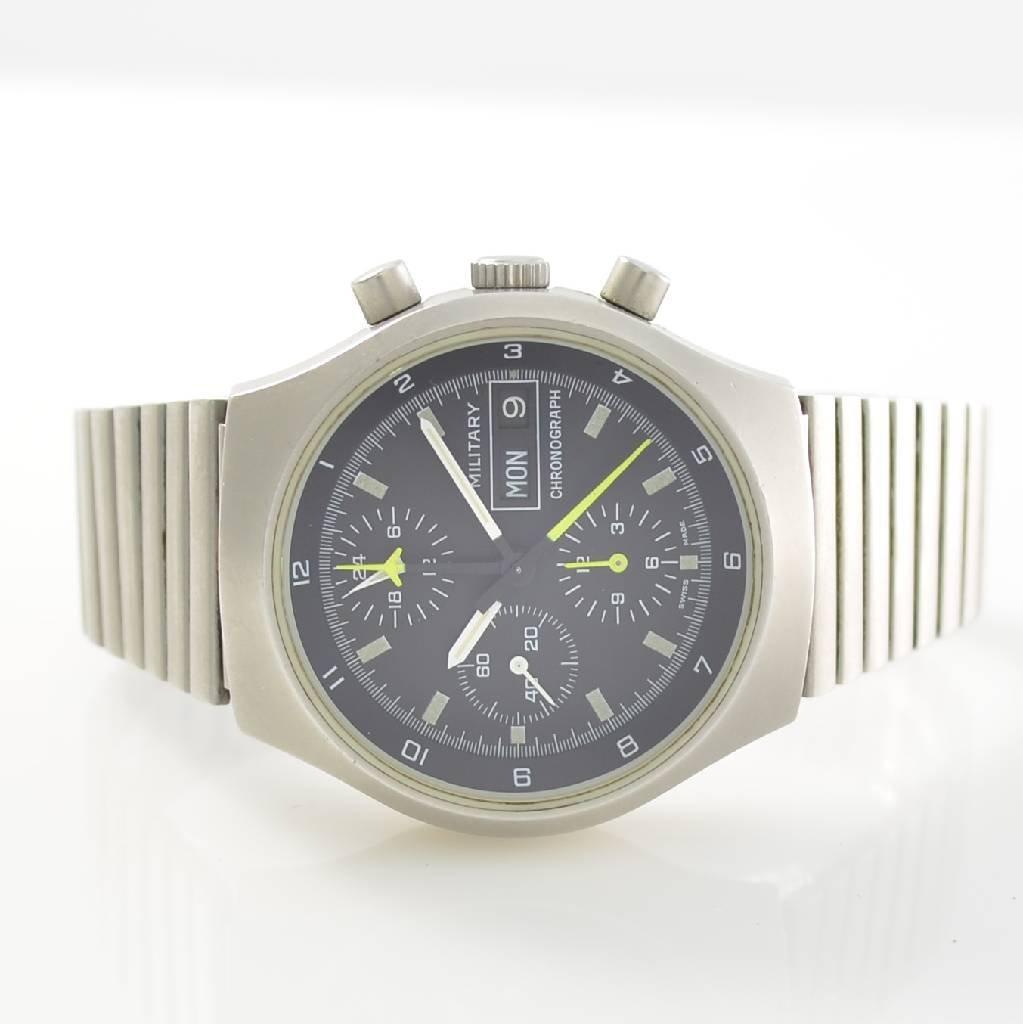 ARCTOS rare military chronograph BUND 6645-12 -194-8642