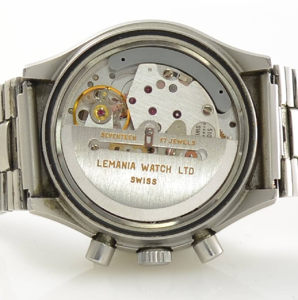 ARCTOS rare military chronograph BUND 6645-12 -194-8642 - 4