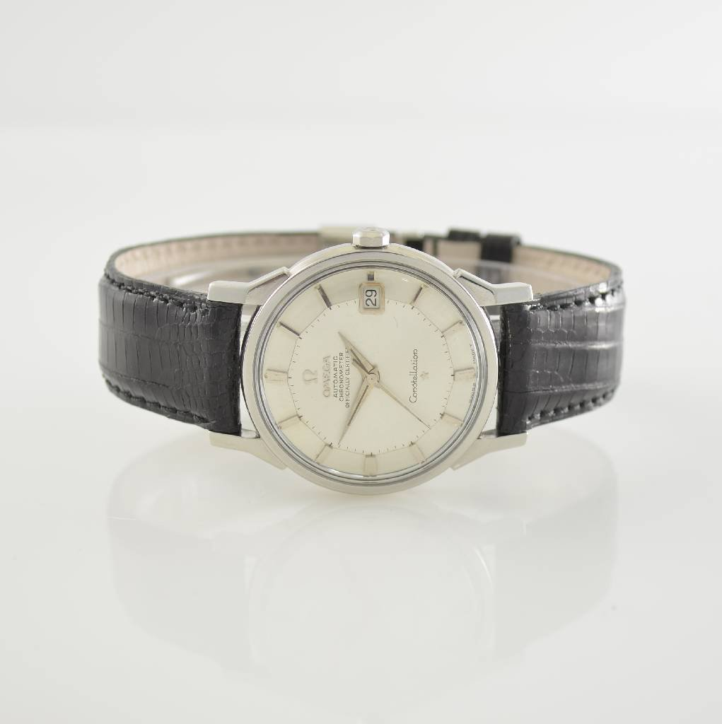 OMEGA Constellation Chronometer gents wristwatch