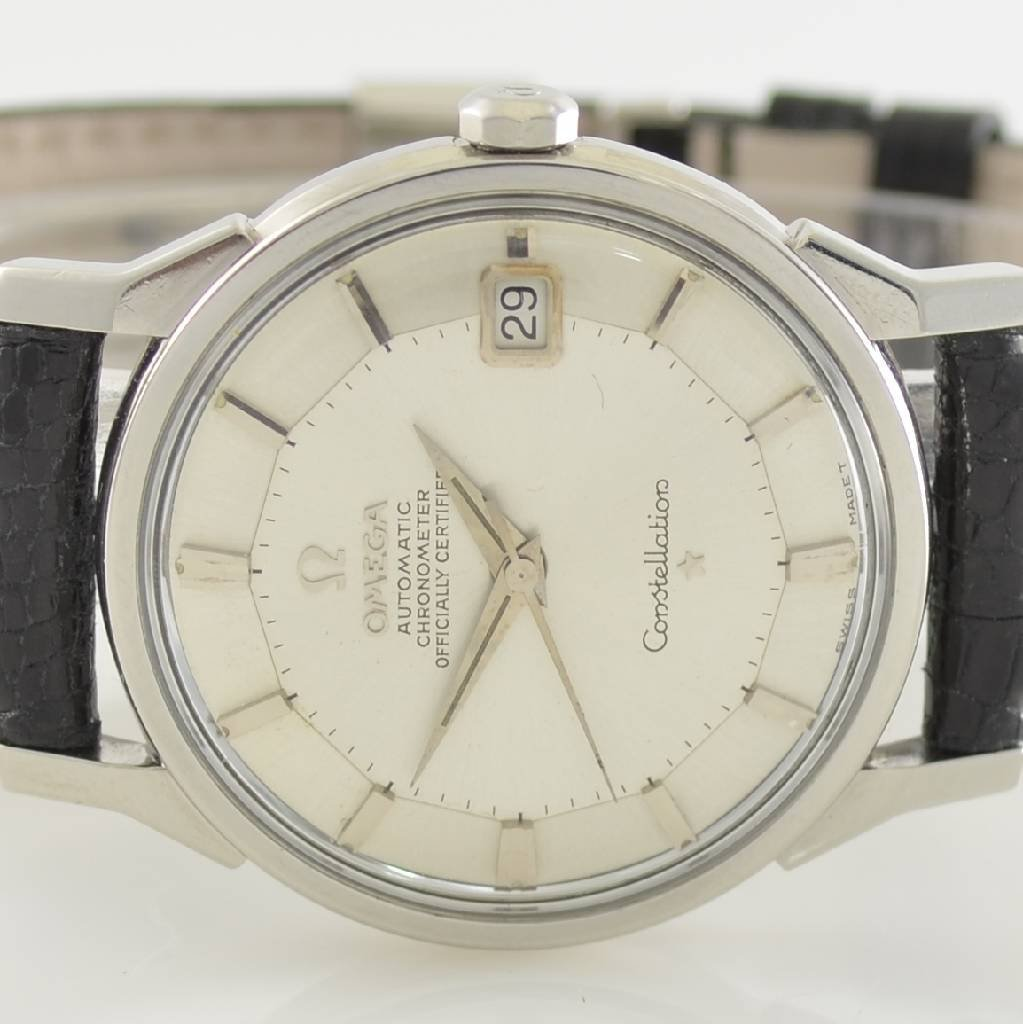OMEGA Constellation Chronometer gents wristwatch - 2