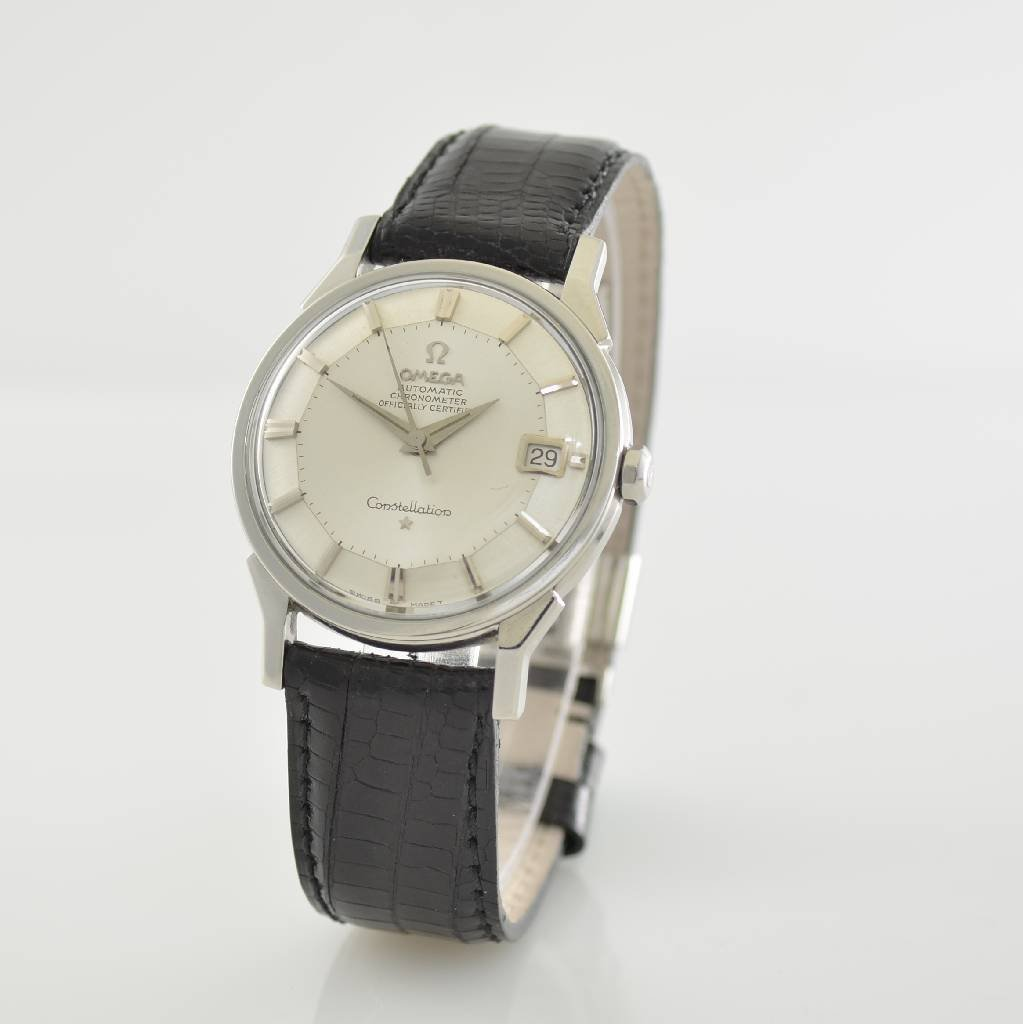 OMEGA Constellation Chronometer gents wristwatch - 3