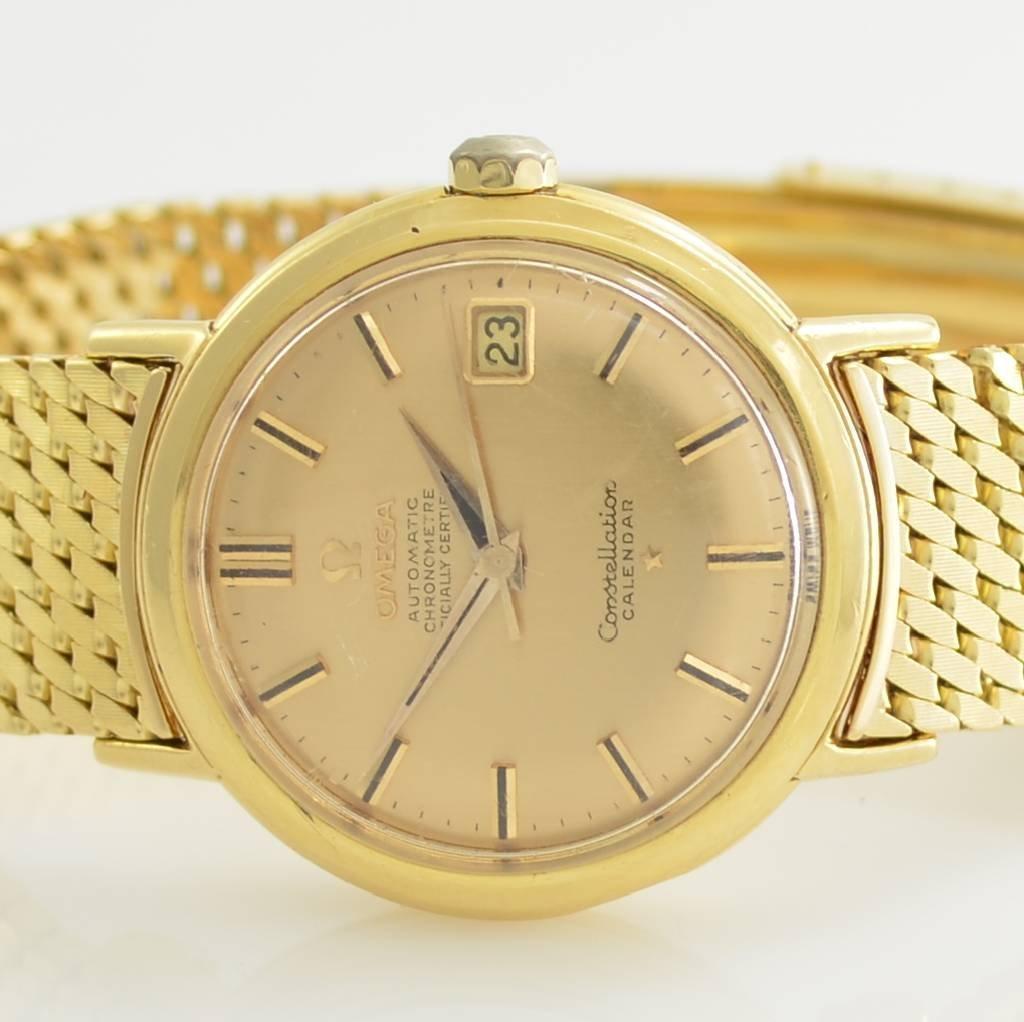 OMEGA 18k yellow gold Constellation Chronometer - 2