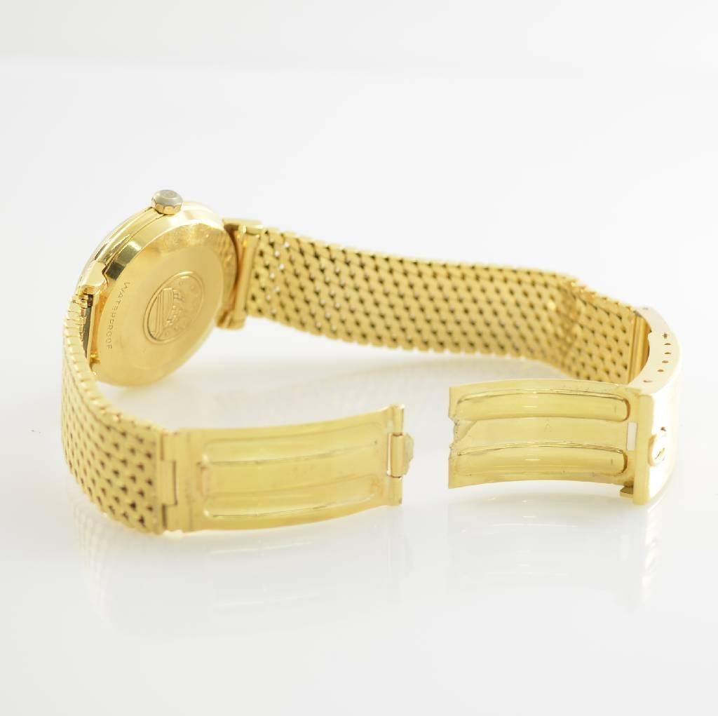 OMEGA 18k yellow gold Constellation Chronometer - 3