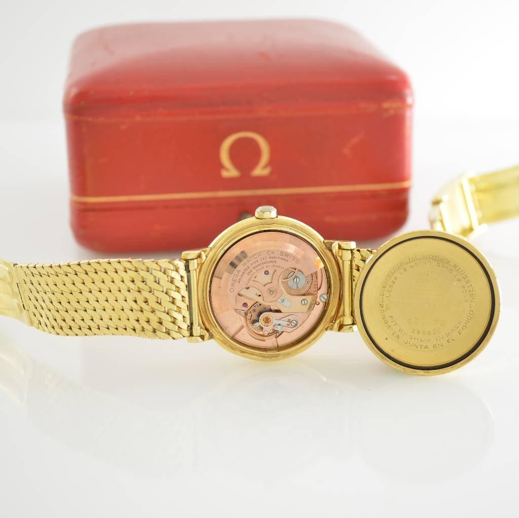 OMEGA 18k yellow gold Constellation Chronometer - 5
