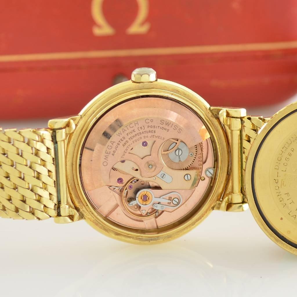 OMEGA 18k yellow gold Constellation Chronometer - 6