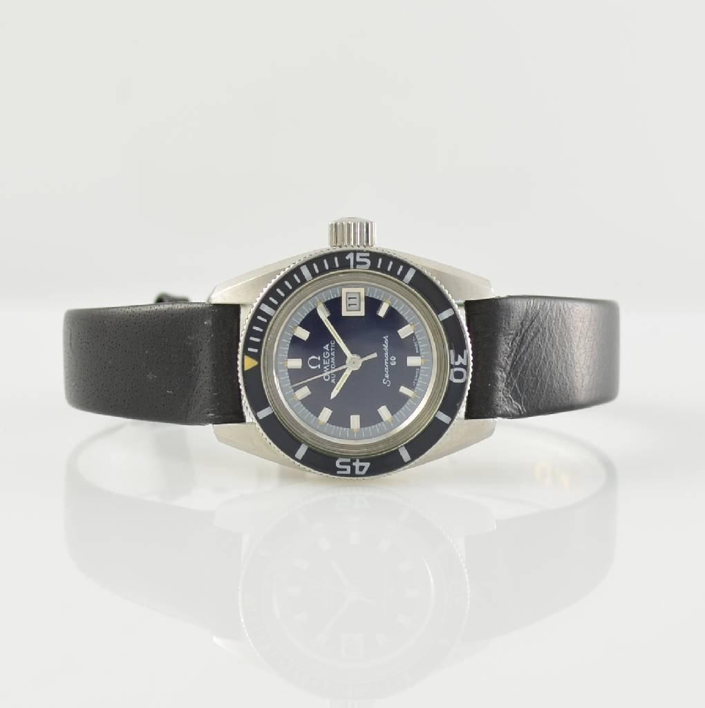 OMEGA rare ladies wristwatch Seamaster 60