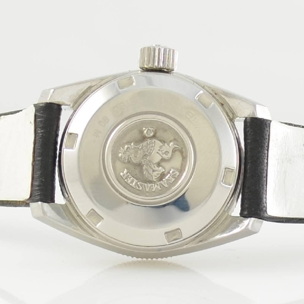 OMEGA rare ladies wristwatch Seamaster 60 - 3