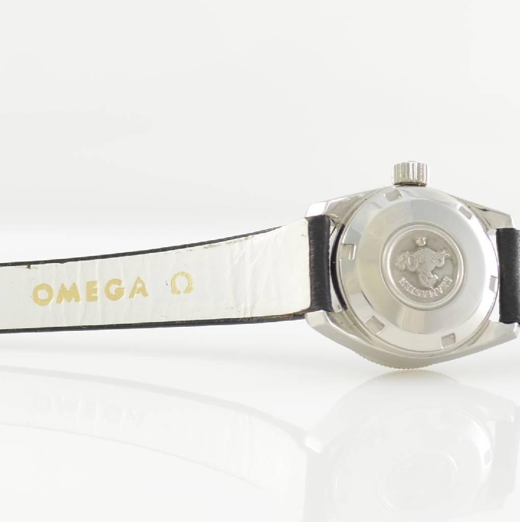 OMEGA rare ladies wristwatch Seamaster 60 - 4