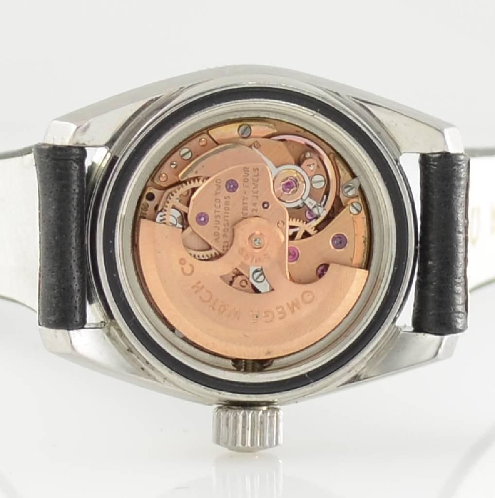 OMEGA rare ladies wristwatch Seamaster 60 - 6