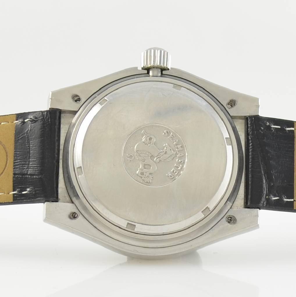 OMEGA gents wristwatch Seamaster Electronic f 300 Hz - 3