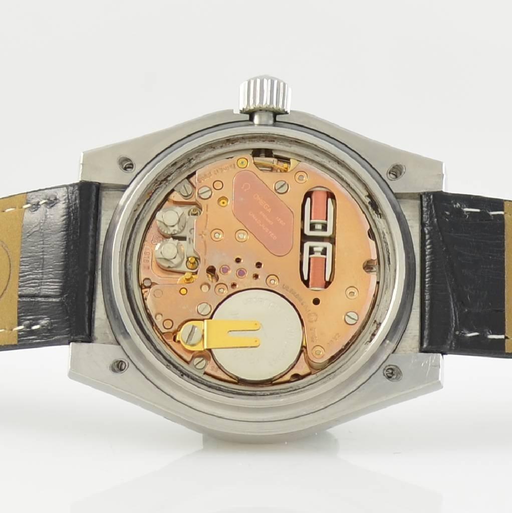 OMEGA gents wristwatch Seamaster Electronic f 300 Hz - 4