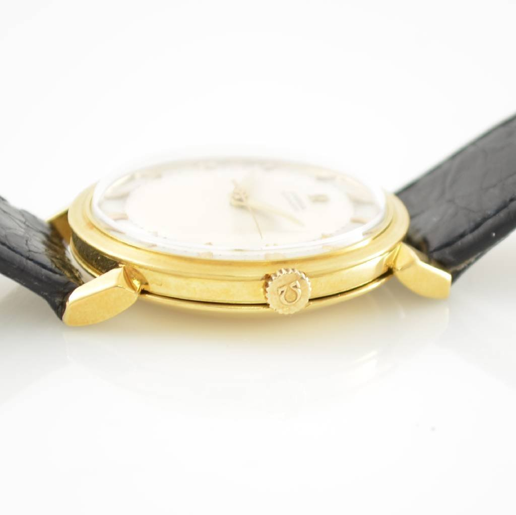 OMEGA gents wristwatch with bumper automatic - 5