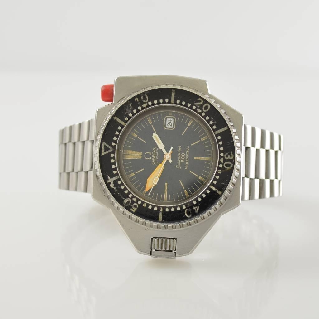 OMEGA Seamaster 600 Professional rare wristwatch
