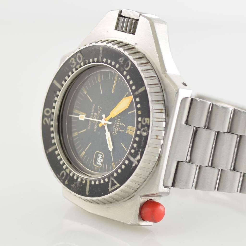 OMEGA Seamaster 600 Professional rare wristwatch - 3