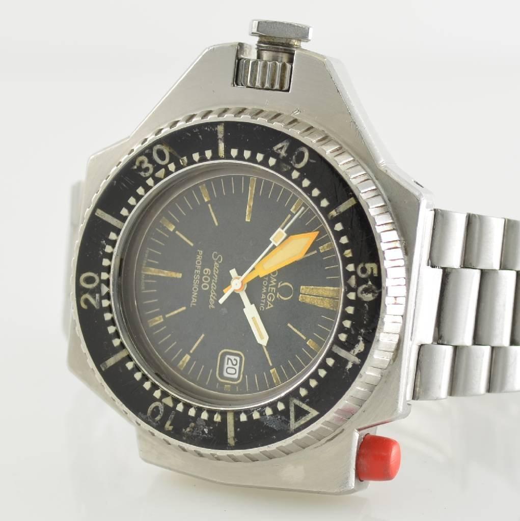 OMEGA Seamaster 600 Professional rare wristwatch - 4