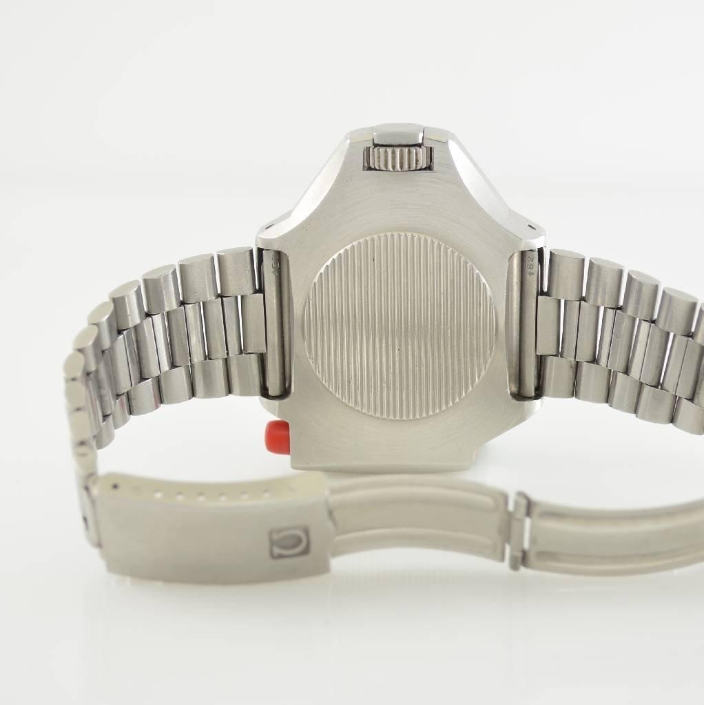 OMEGA Seamaster 600 Professional rare wristwatch - 5
