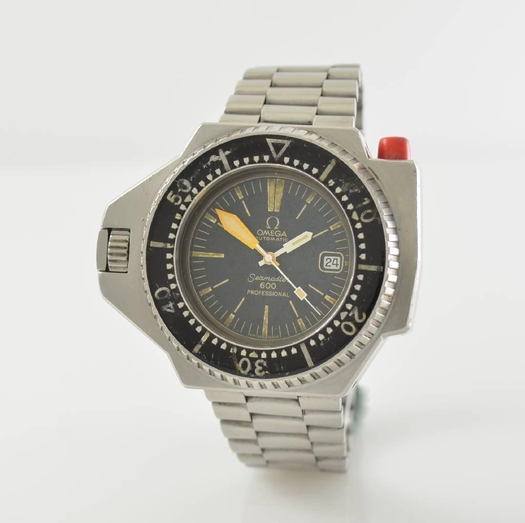 OMEGA Seamaster 600 Professional rare wristwatch - 9