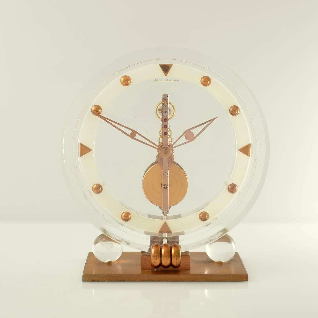 Jaeger-LeCoultre clock 'Pendulette' - 2