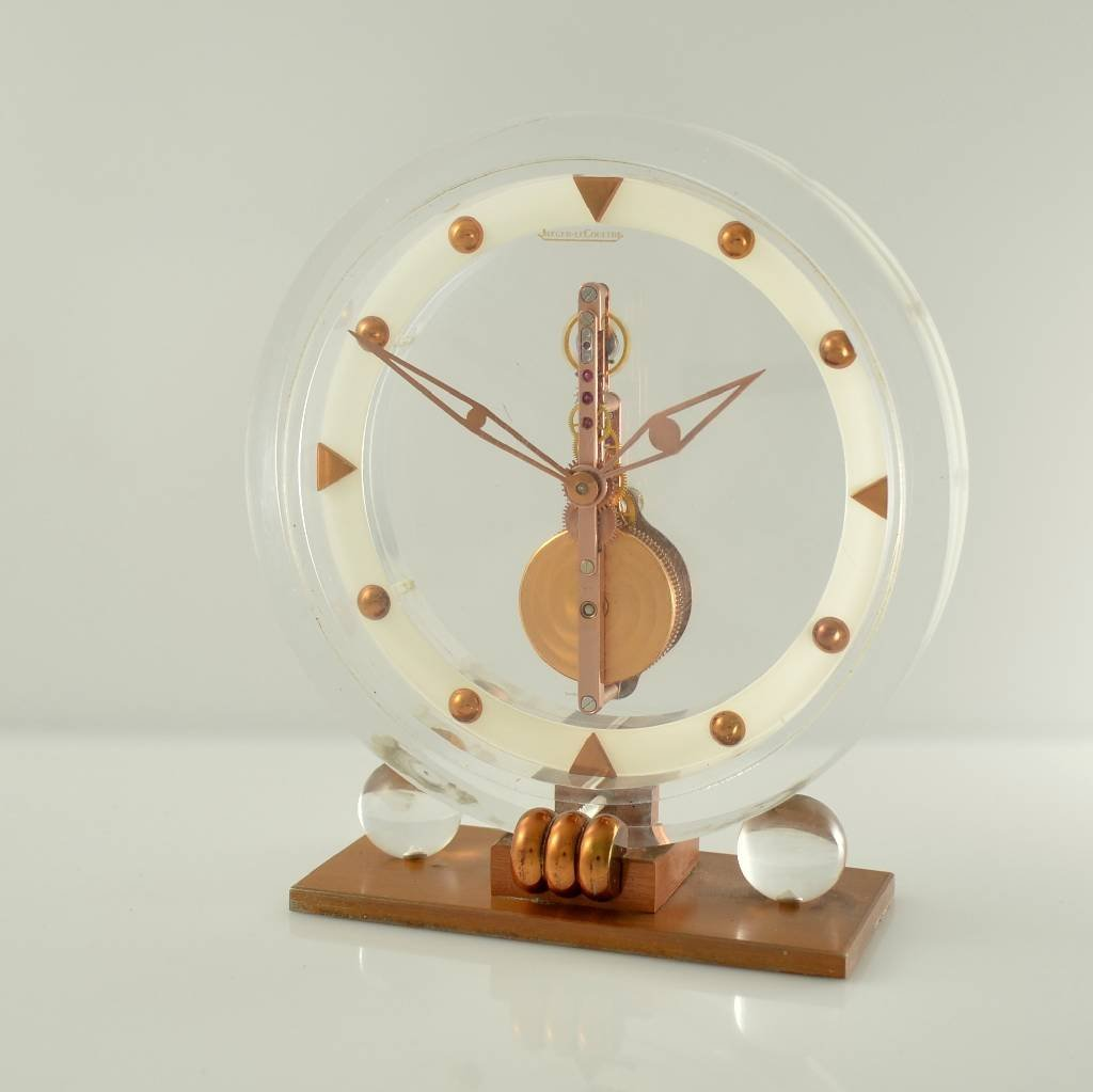 Jaeger-LeCoultre clock 'Pendulette' - 3