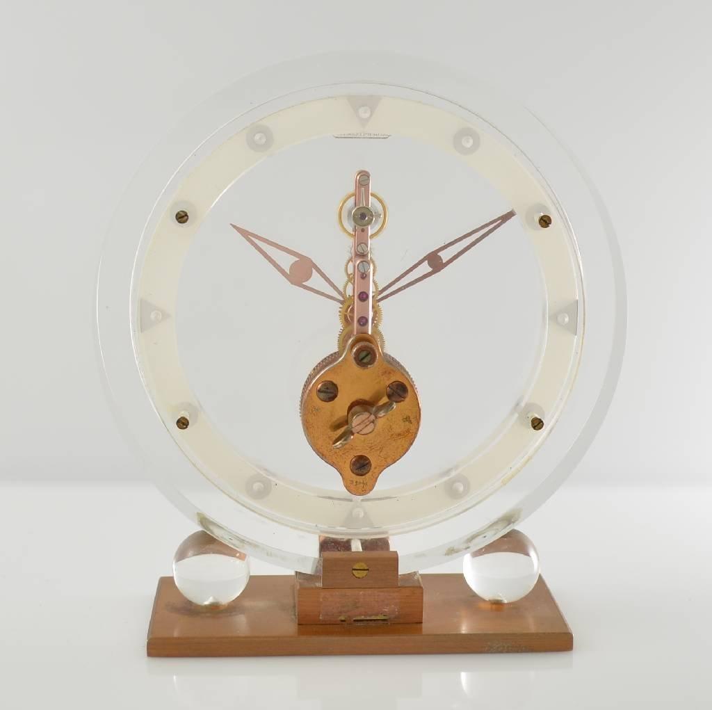 Jaeger-LeCoultre clock 'Pendulette' - 5