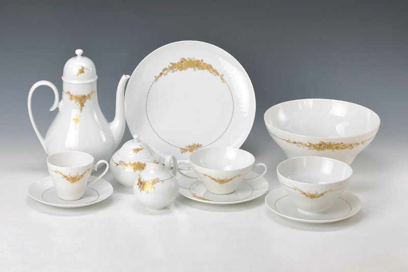 coffee- and Dinner set