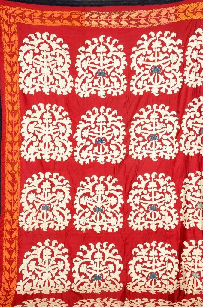 Samarkand 'Suzani' (Embroidery),