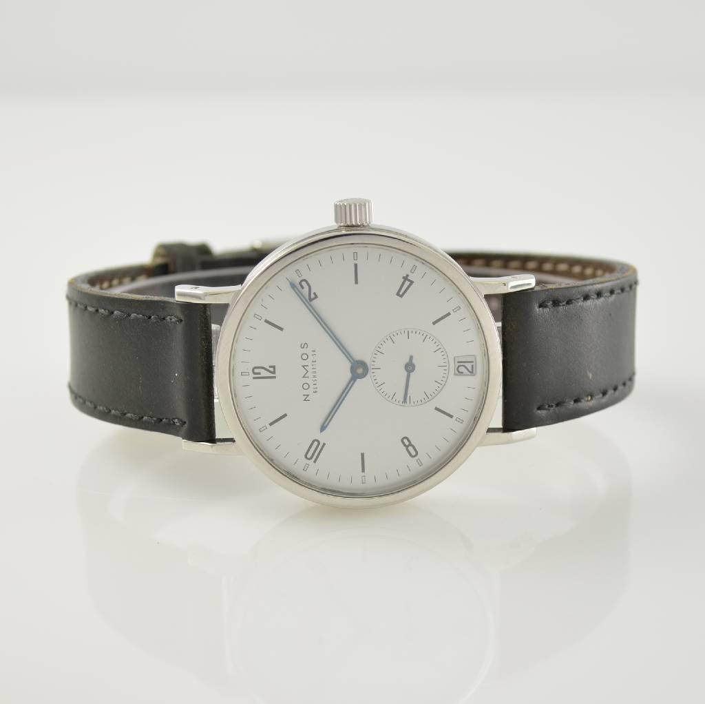 NOMOS gents wristwatch model Tangente Sport