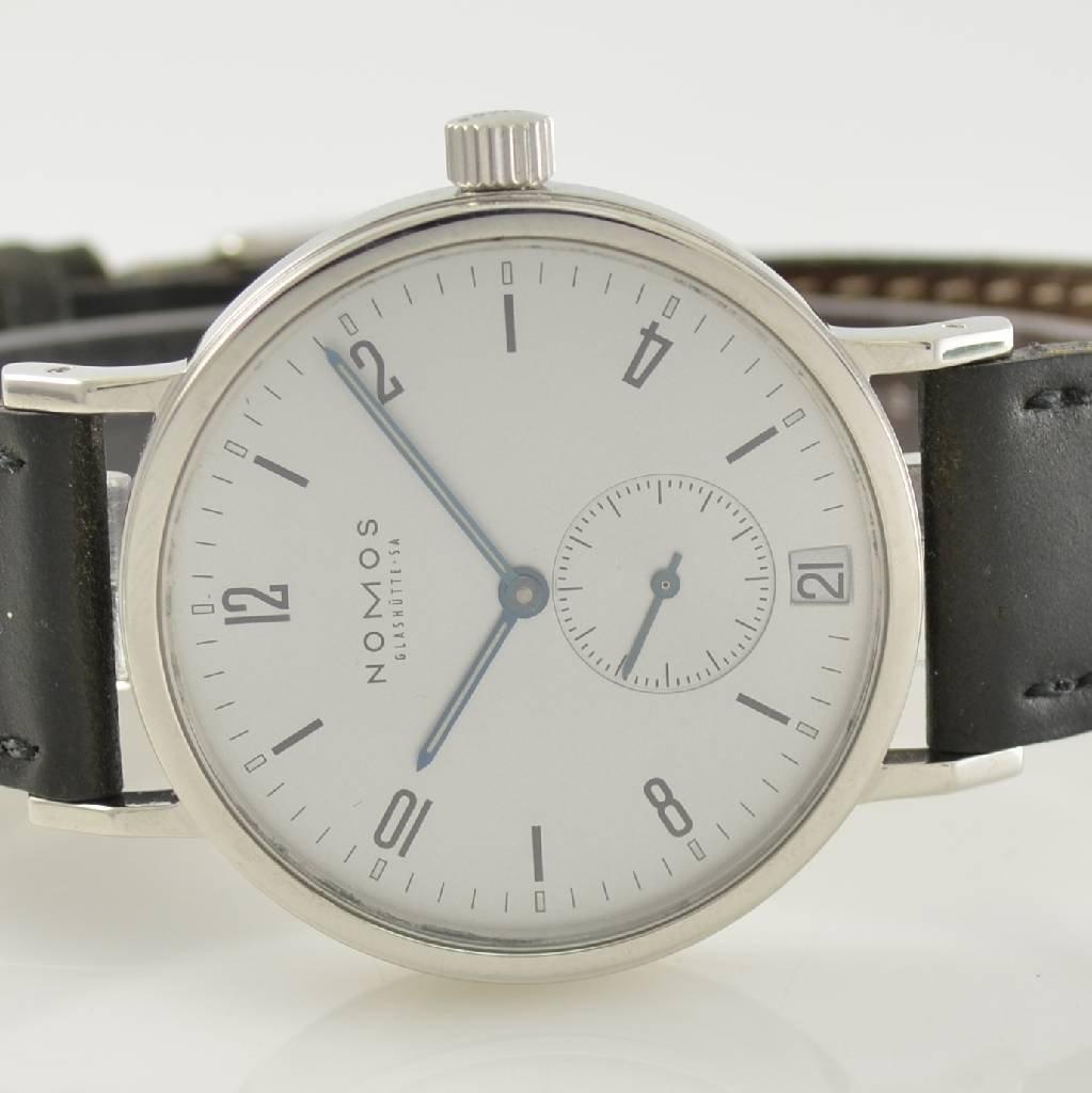 NOMOS gents wristwatch model Tangente Sport - 2