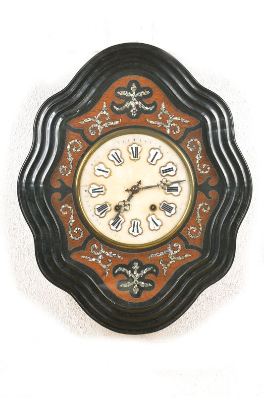 Clock, France