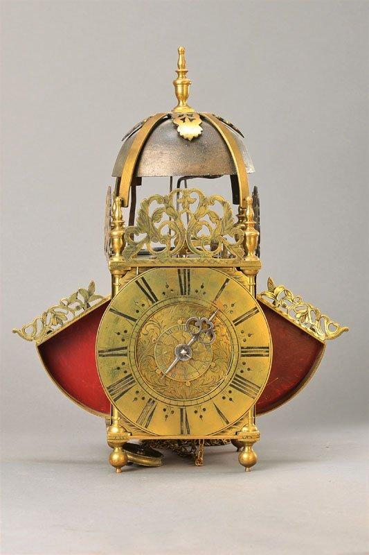 rare Lantern clock