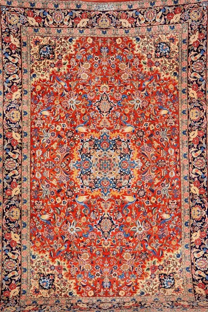 Scherkat 'Small-Carpet' (Signed),