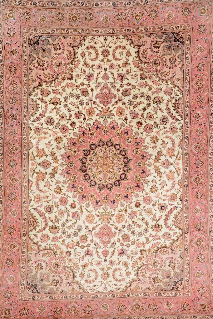 Tabriz 'Part-Silk',