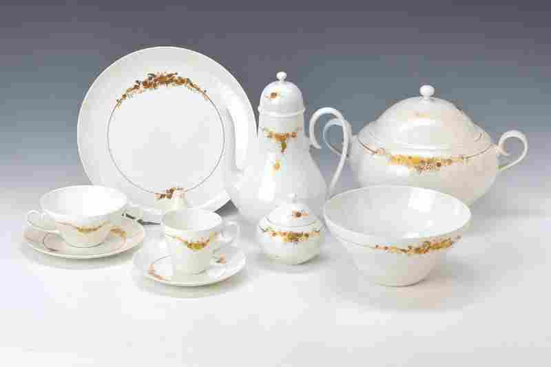 Tableware and coffee set