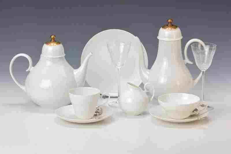 coffee- and tea set