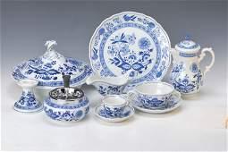 Blue Onion Pattern-dinner set