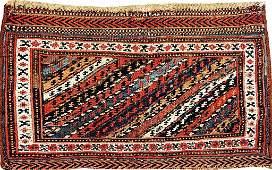'Part-Cotton' Afshar-Sumakh 'Bagface',