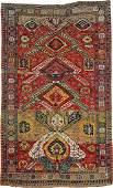 Kuba 'Dragon-Sumakh' Carpet,