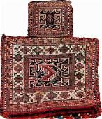 Luri-Bakhtiari 'Sumakh Salt-Bag',