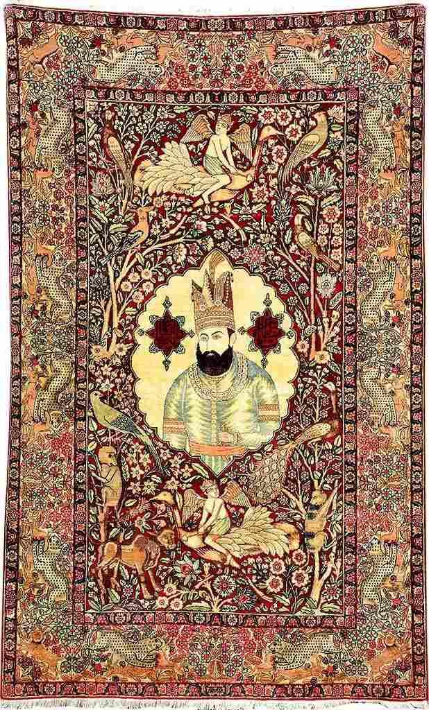 Kirman-Ravar (Pictorial) 'Nader Schah Afshar',