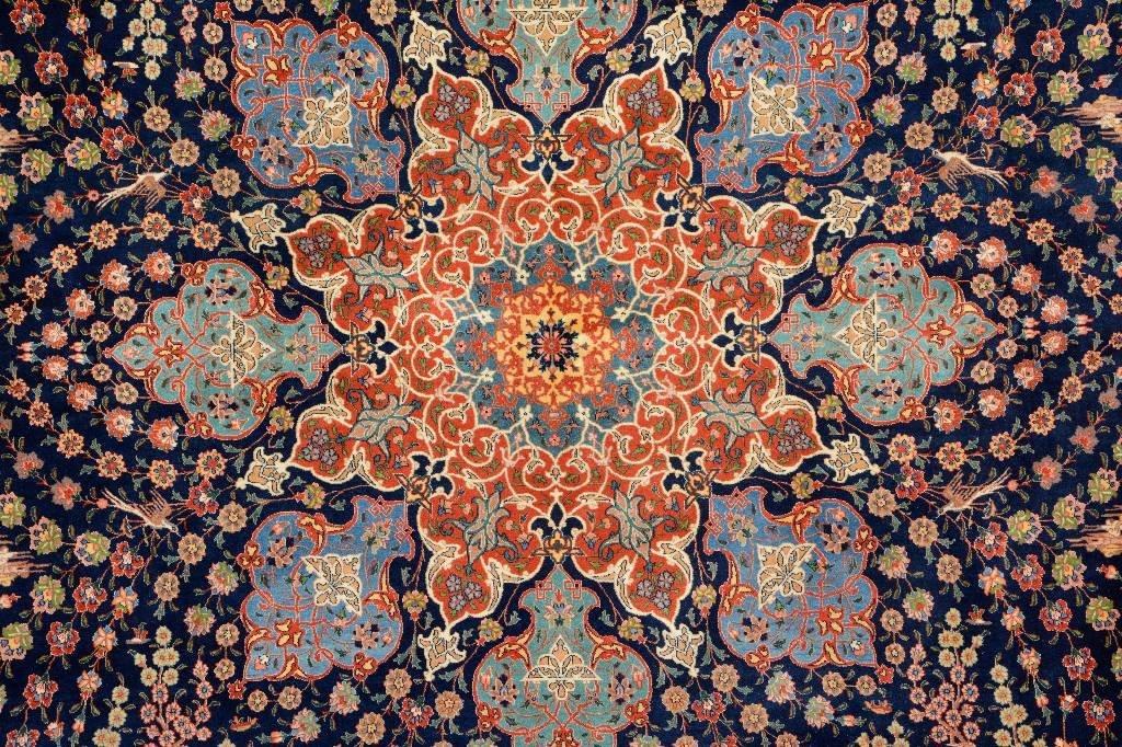 Tabriz 'Carpet' (70 RAJ), - 2