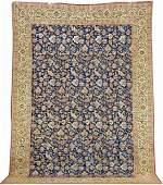 'Part-Silk' Nain 'Tudeshk' Carpet,