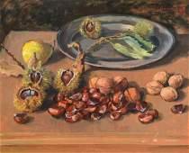 Werner Brand, born 1933 in Löbau/Sachsen, lives and