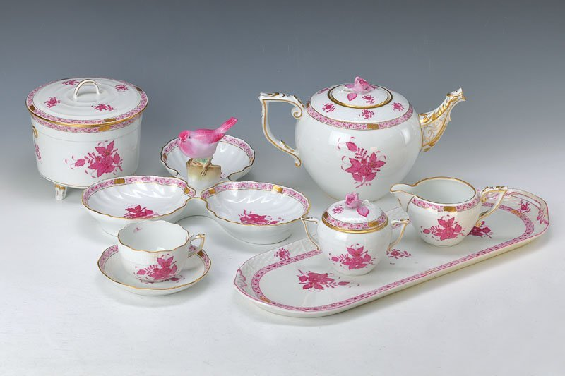 Tea set, Herend