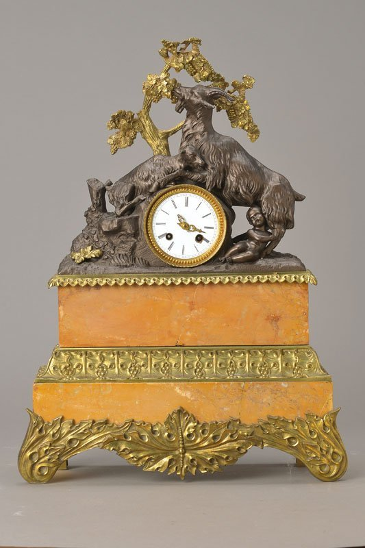 Large table clock