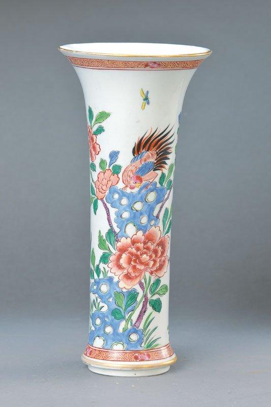 vase, China