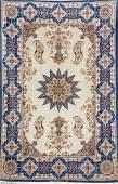 'Part-Silk' Isfahan 'Dardashti' (Signed),