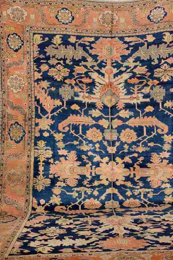 Large Azeri Heriz 'Carpet',