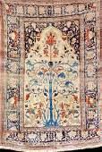Silk Heriz 'Tree Of Life' (Vaq Vaq Design),