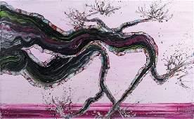 Dietmar Brixy, born 1961 Mannheim, untitled, oil/canvas